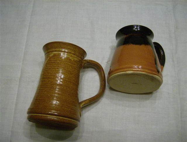 Hand-thrown Mugs