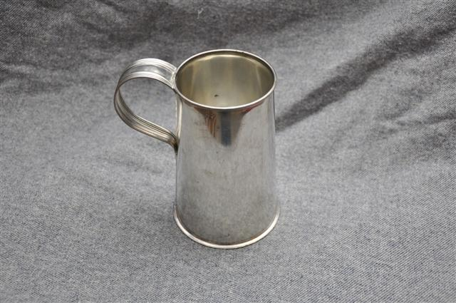 Tall Narrow Tankard